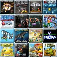 أكثر من 400 لعبة لسنة 2010  ::: 400 Mini games 2010